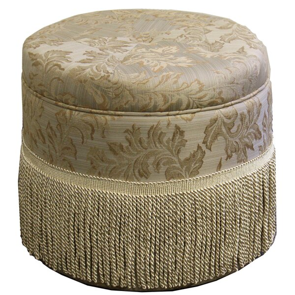 Paisley Storage Ottoman by ORE Furniture