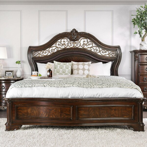 Madeleine Standard Bed by Astoria Grand