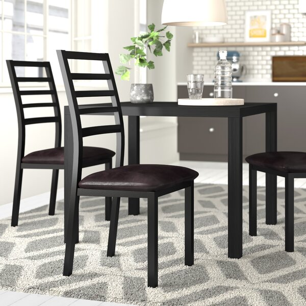 Frankie Upholstered Dining Chair (Set Of 4) By Zipcode Design