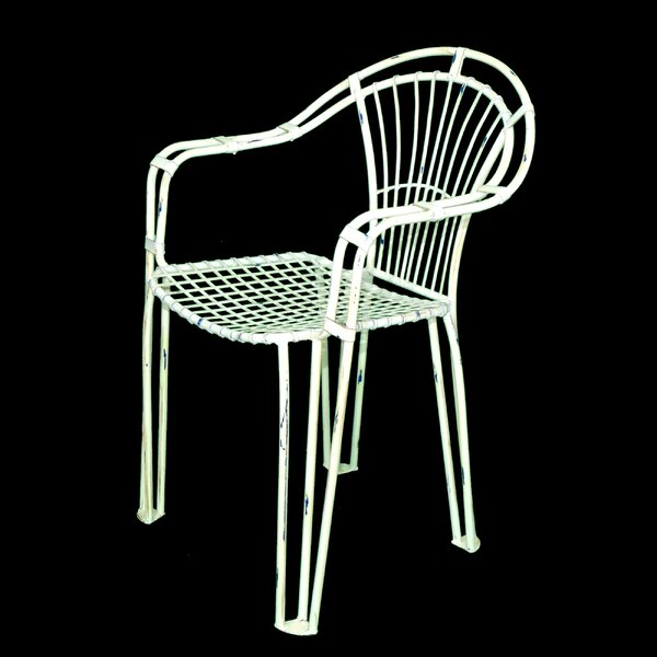 Imani Garden Stacking Patio Dining Chair by August Grove