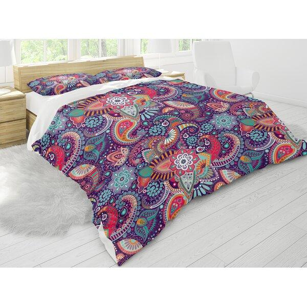 Fayean Comforter Set By Bloomsbury Market