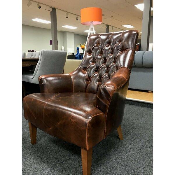 Pinkston Armchair by One Allium Way