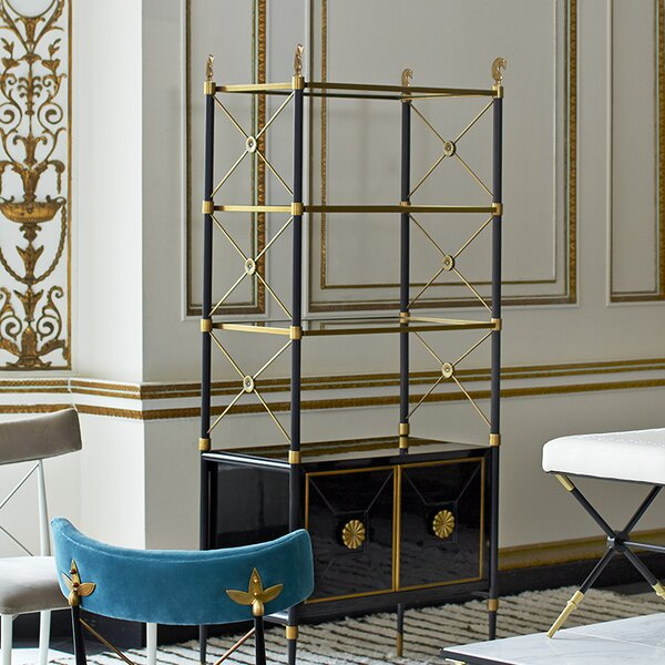 Rider Etagere Bookcase by Jonathan Adler