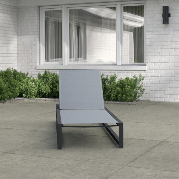 Lindenberg Reclining Chaise Lounge