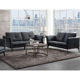 Seija 2 Piece Living Room Set by George Oliver