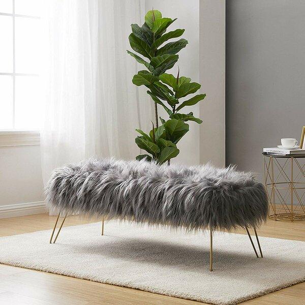 Espey Upholstered Bench By Mercer41