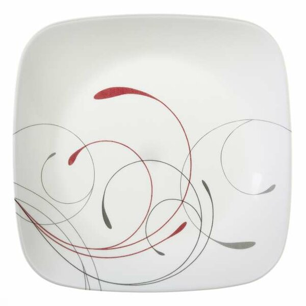 Splendor 8.75 Square Lunch Plate by Corelle