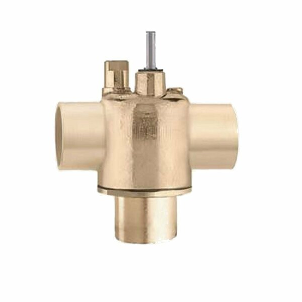 3-Way Diverter Valve Kit (Q175S/Q205S) by Rinnai