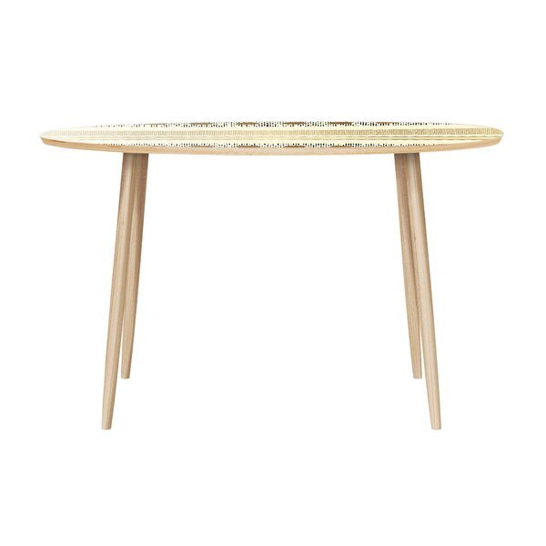 Hutsell Dining Table by Bungalow Rose