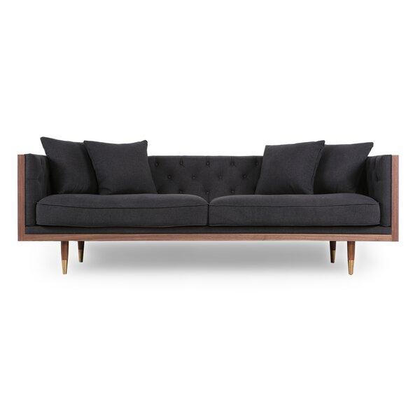 Ledger Sofa by Modern Rustic Interiors
