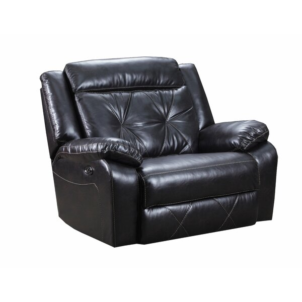 Guest2 Cuddler Recliner [Red Barrel Studio]