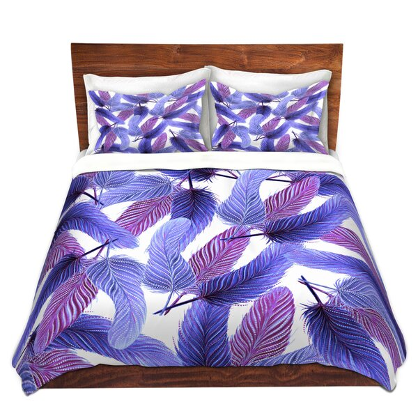 FeatheDuvet Cover Set