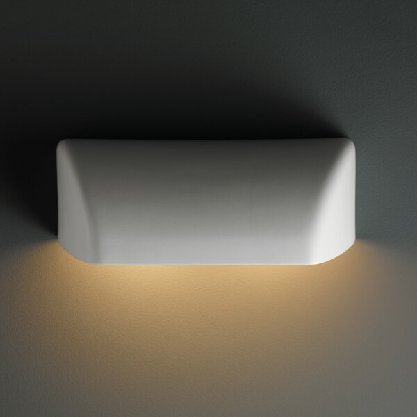Pershing 2-Light Outdoor Flush Mount by Brayden Studio