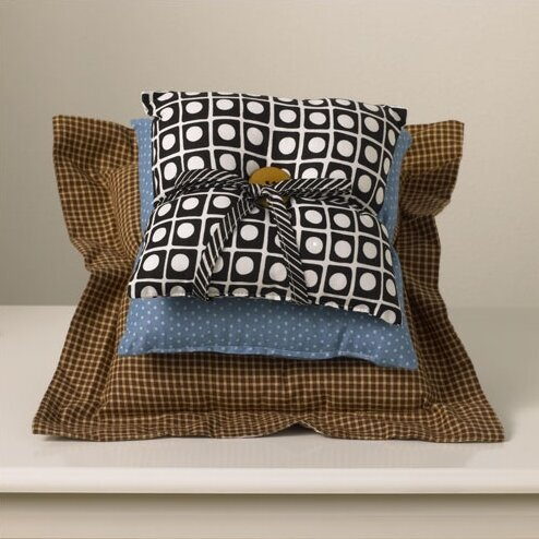 Pirates Cove 3 Piece Pillow Set by Cotton Tale