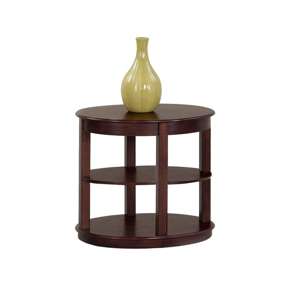 Weidler End Table By Red Barrel Studio