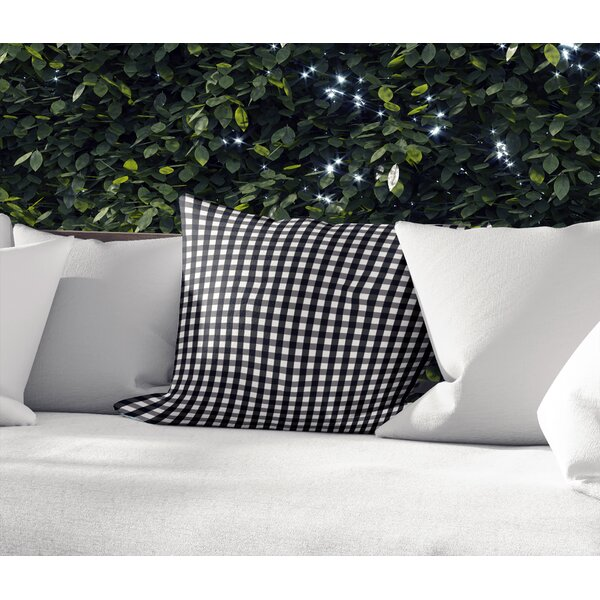 Gingham Pillows Wayfair
