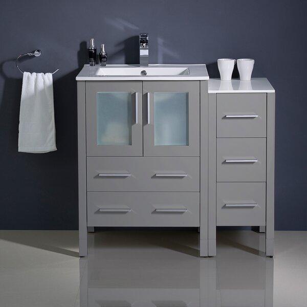 Torino 36 Single Bathroom Vanity Set