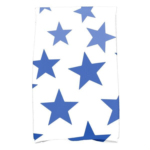 Petersfield Just Stars Bath Towel by Breakwater Bay