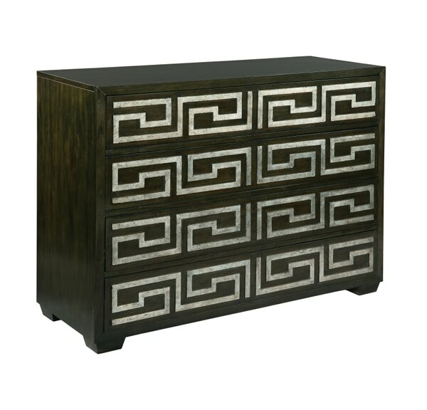 Camelford 4 Drawer Accent Chest by Everly Quinn