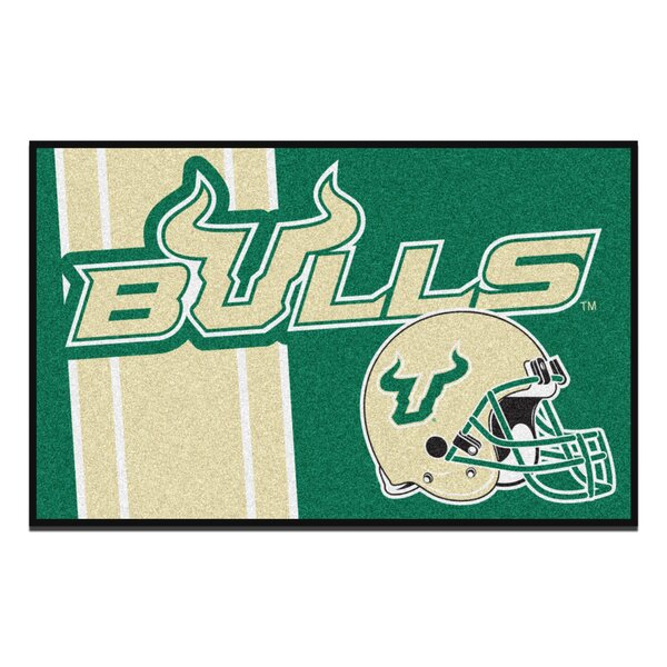 University of South Florida Doormat by FANMATS