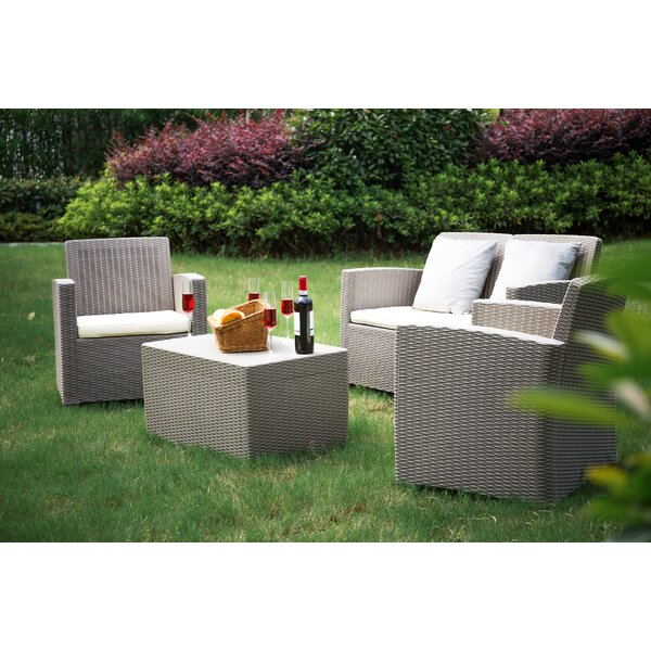 Kutler 8 Piece Sofa Seating Group by Latitude Run