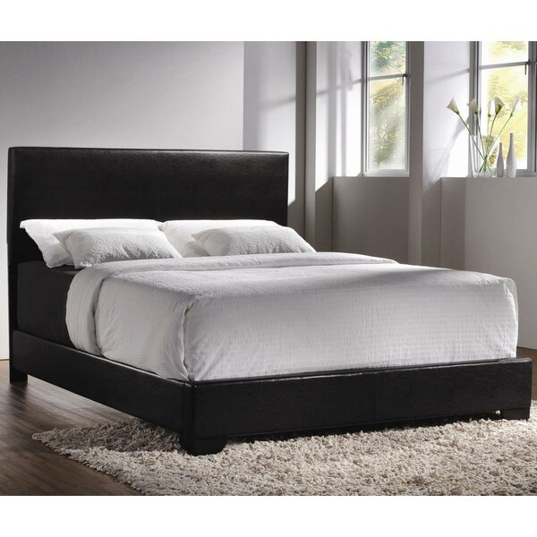 Tyonna Upholstered Standard Bed by Ebern Designs