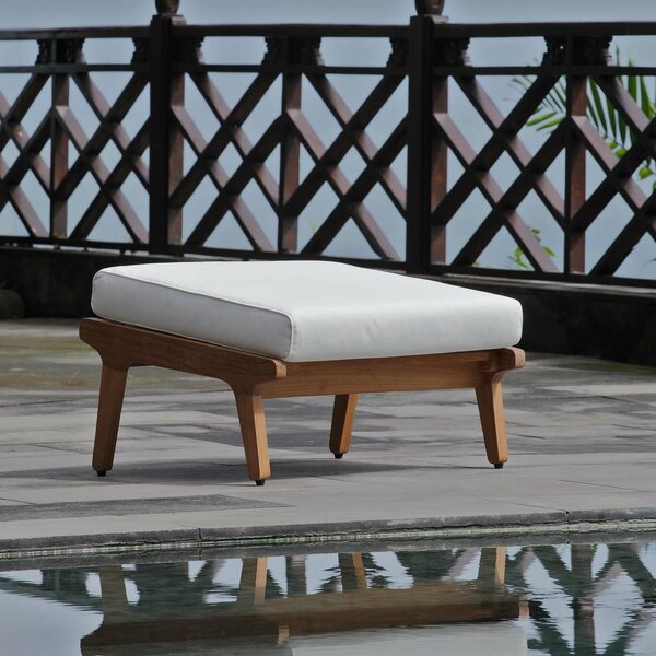 Berube Ottoman by George Oliver