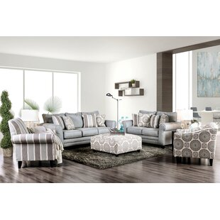 Banas Configurable Living Room Set  by Darby Home Co
