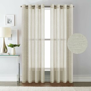 Ivory Cream Curtains Drapes