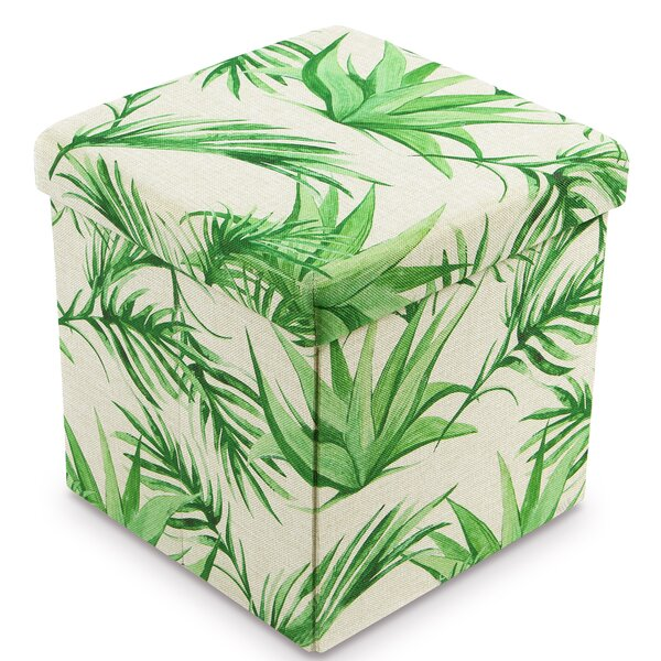 Cranon Tufted Storage Ottoman by Bay Isle Home