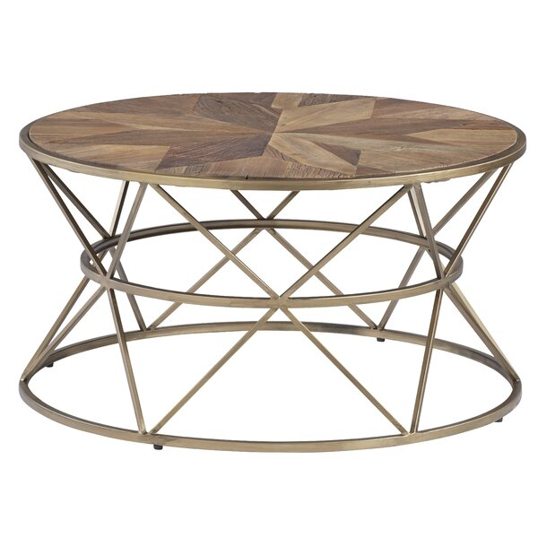 Kirklin Round Coffee Table by Wrought Studio Wrought Studio