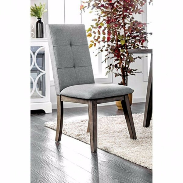 #2 Leithgow Modern Dining Chair (Set Of 2) By Brayden Studio Great price