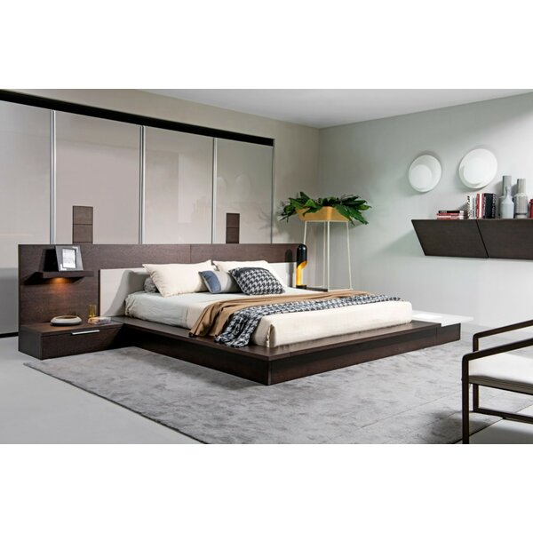 Sommerset Storage Platform Bed by Orren Ellis