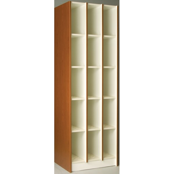 Music 5 Tier 3 Wide Home Locker by Stevens ID Systems