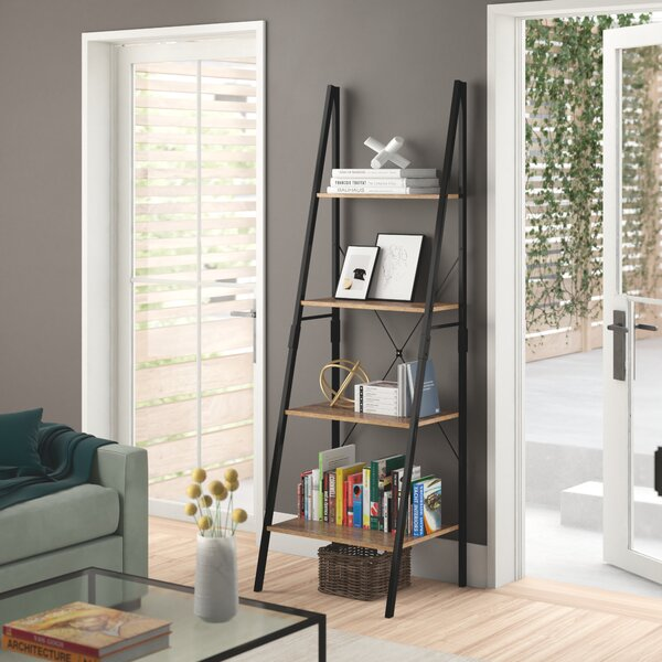 Senoia A Frame Ladder Bookcase By Zipcode Design