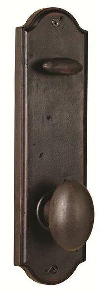 Stonebriar / Wiltshire Single Cylinder Entrance Knobset by Weslock