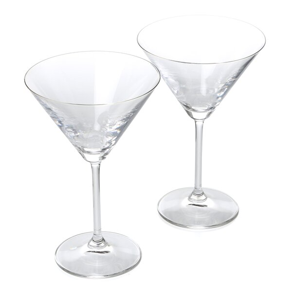 Vintage Oversized 10 oz. Crystal Cocktail Glass (Set of 2) by Marquis by Waterford