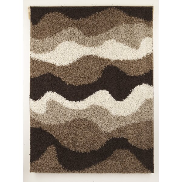 Java Striped Shag Rug by Signature Design by Ashley