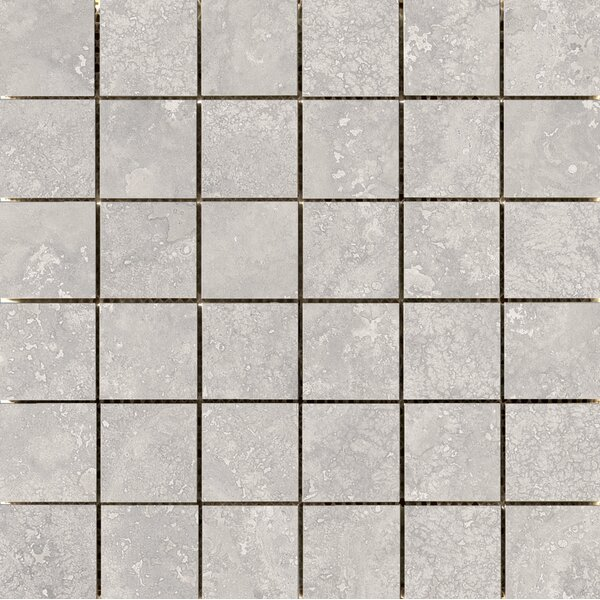 Costa 2 x 2 Ceramic Mosaic Tile in Gray by Emser Tile