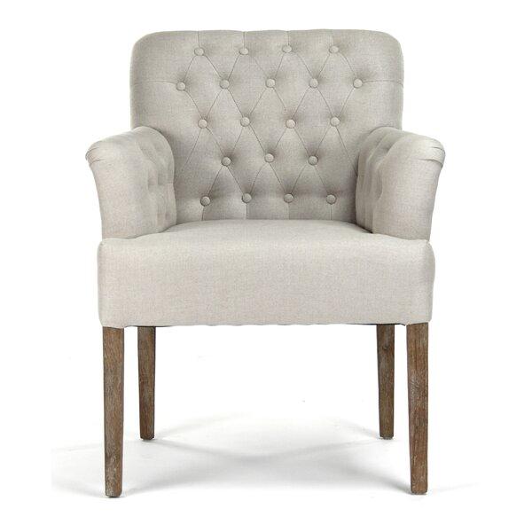 Barrois Armchair by Zentique