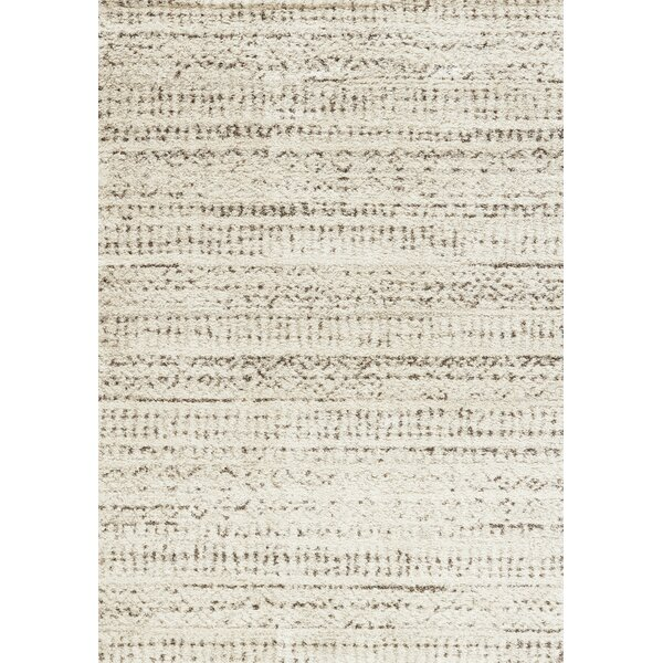 Lapeer Cream Ancients Area Rug by Gracie Oaks