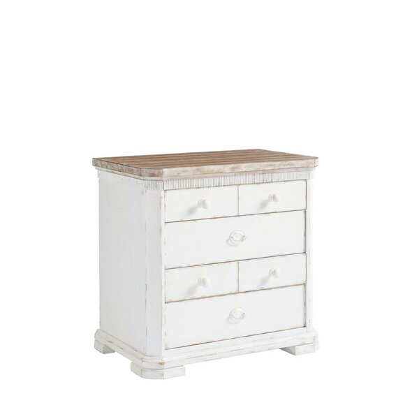 Juniper Dell 4 Drawer Bachelor's Chest by Stanley Furniture