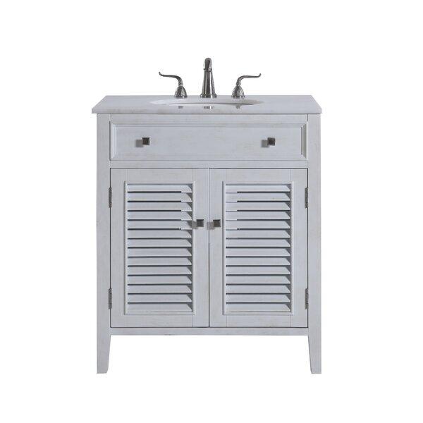 Miltonsburg 30 Single Bathroom Vanity Set by Andover Mills