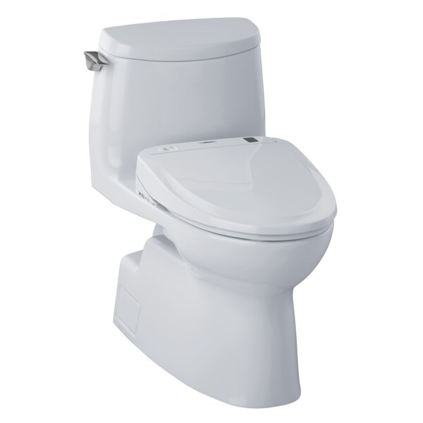 Carlyle® II 1.0 GPF Elongated One-Piece Toilet by Toto