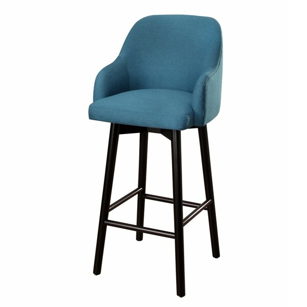 Savard 45.7 Swivel Bar Stool by Brayden Studio
