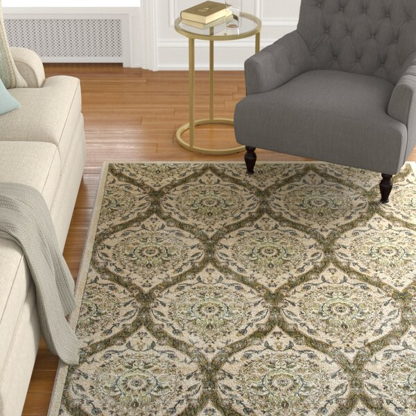 Newfoundland Ivory Area Rug by Astoria Grand