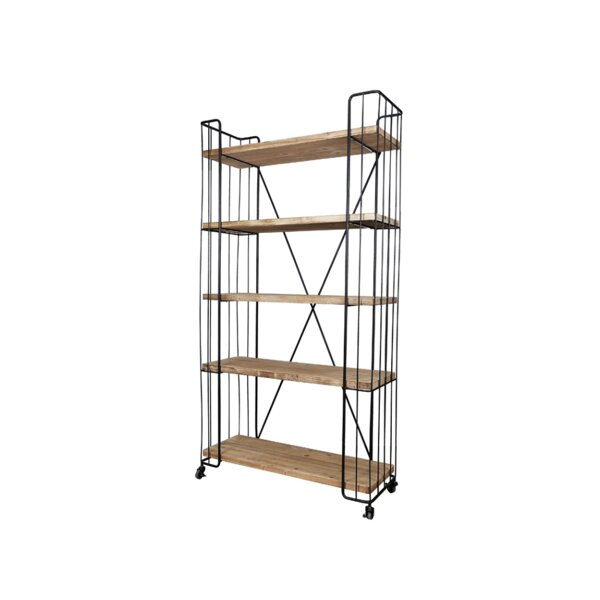 Lillie Etagere Bookcase by 17 Stories