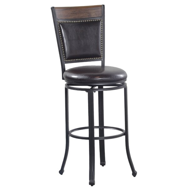 Kathi 30 Swivel Bar Stool (Set of 2) by Williston Forge