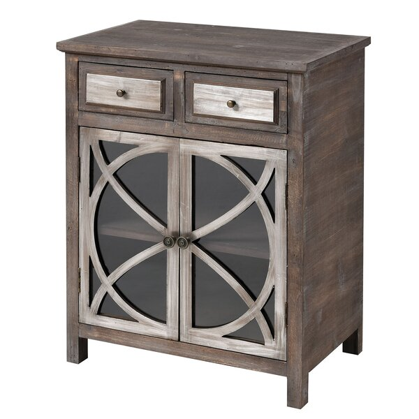 Parise 2 Door Accent Cabinet by Gracie Oaks Gracie Oaks