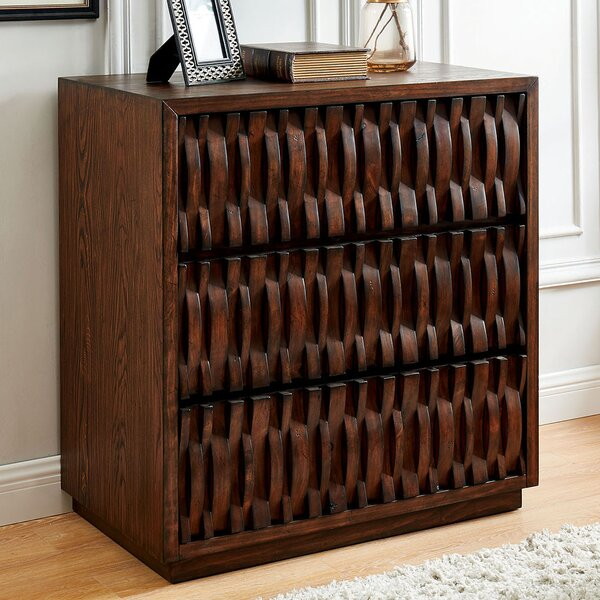 Elysant Hall Way 3 Drawer Accent Chest
